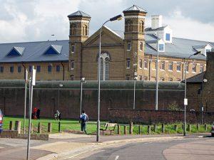 Wormwood Scrubs in West London